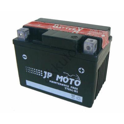 JPMoto 12V 3 Ah jobb+ ( YTX4L-BS ) akkumulátor