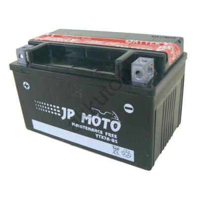JPMoto 12V 6 Ah bal+ ( YTX7A-BS )