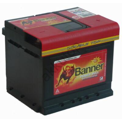 Banner Power Bull 44 Ah jobb+ P4409