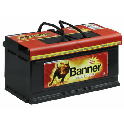 Banner Power Bull 88 Ah jobb +