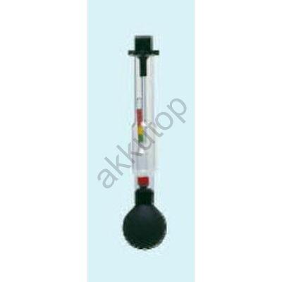Minőségi pumpás savmérő (nagy)